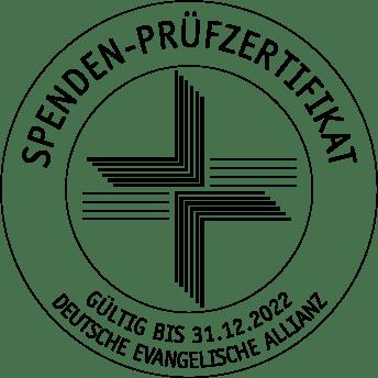 Spendenprüfzertifikat bis 2020