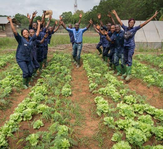 Food for Life Teilnehmer