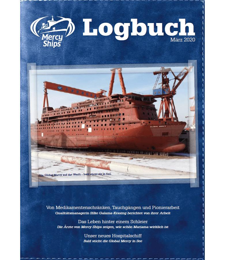 Logbuch März 2020