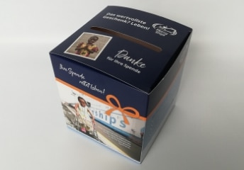 Spenden-Box