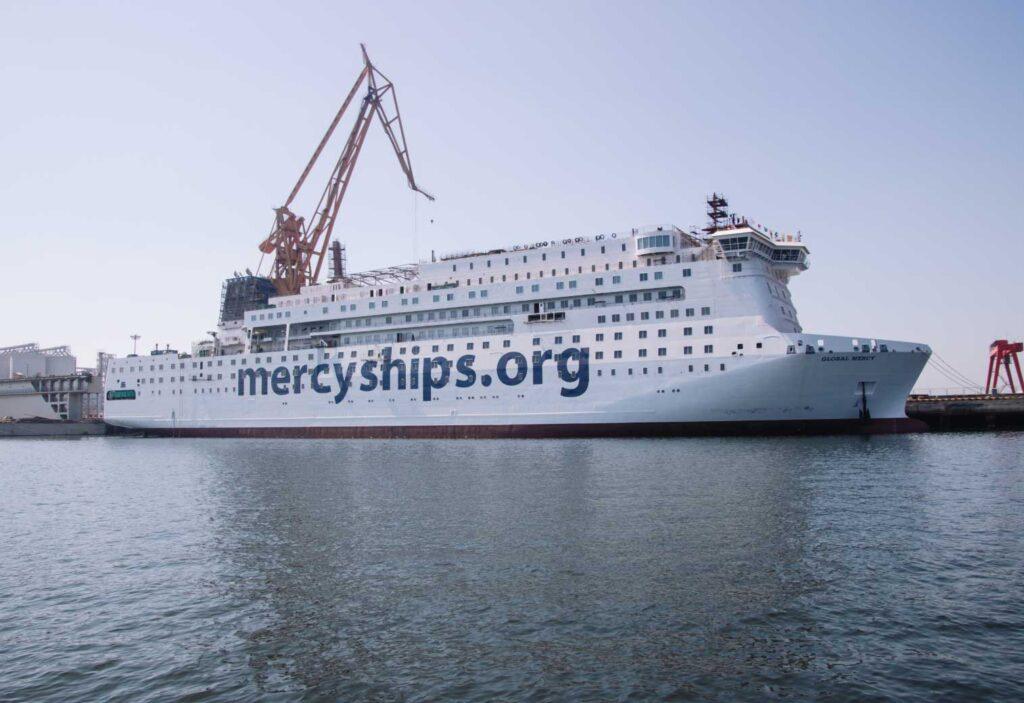 Die Global Mercy