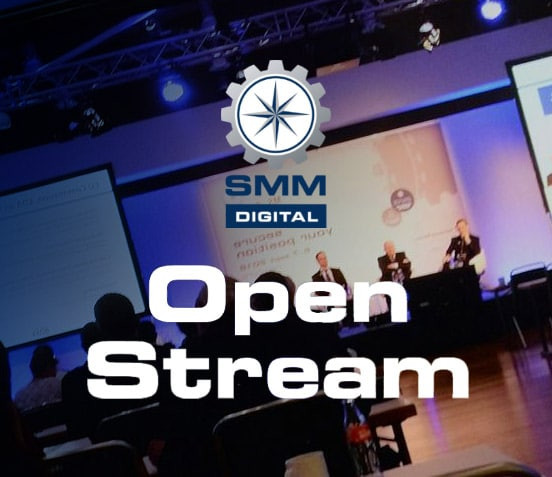 Werbebild Open Stream SMM Global Mercy