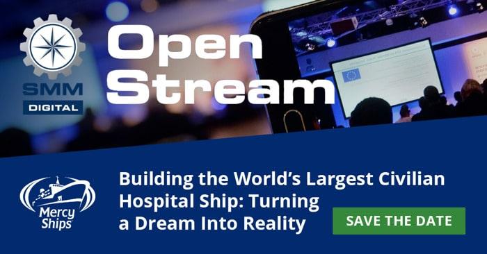So wird aus dem Traum von MS das größte Hospitalschiff der Welt
