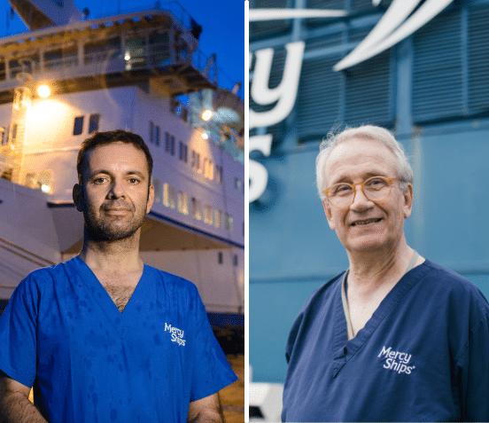 Wechsel im Vorstand von Mercy Ships Deutschland